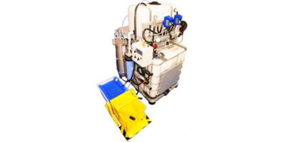 Extran - Floor Scrubber & Mop Water Recycling System